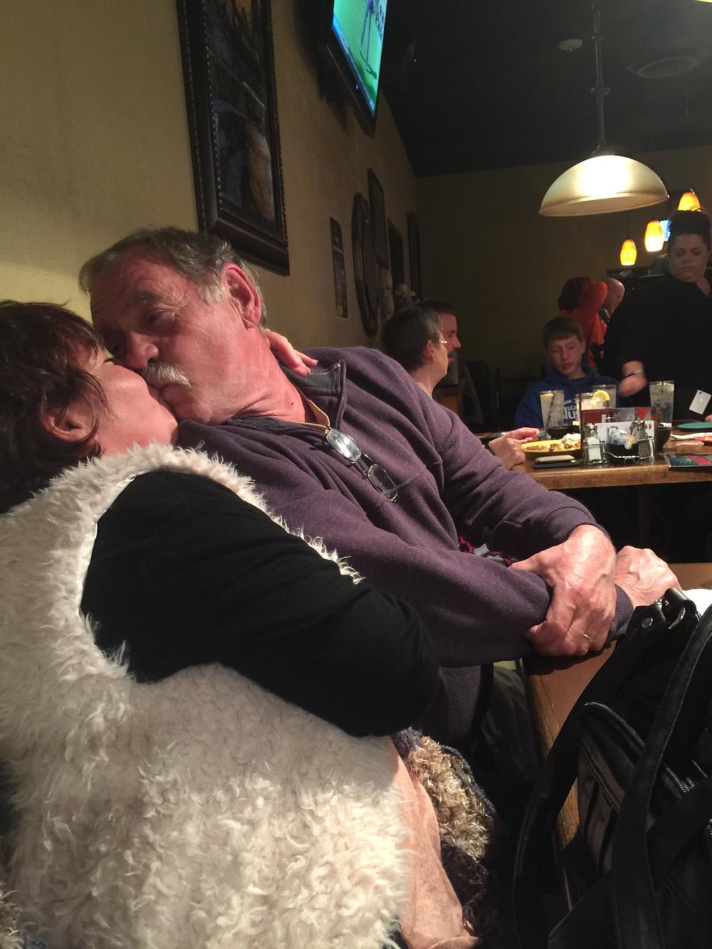 Steve and Terri