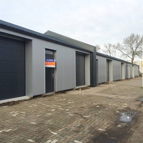 Units te Krommenie Renovatie