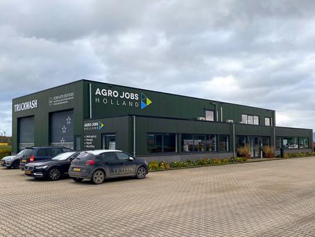 Uitbreiding kantoorruimte Agro Jobs te Middenmeer