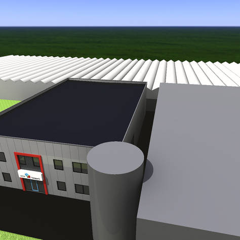 ECW te Agriport Middenmeer