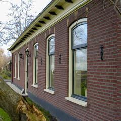 Boerderij renovatie te Zwaagdijk-Oost