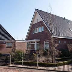 Vrijstaande woning te Lutjebroek