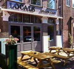 Grand Café Locals te Medemblik