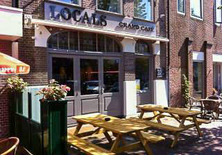 Grand Café Locals te Medemblik