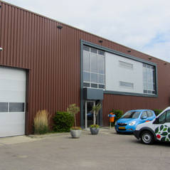 Agro Care kantine te Agriport Middenmeer