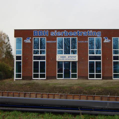 BBH Sierbestrating te Hoorn