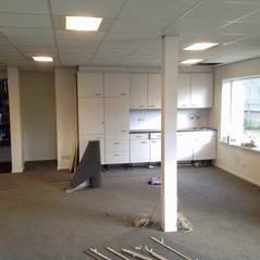Gebr. Sneeboer te Wervershoof Renovatie kantoor