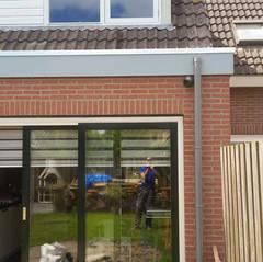 Aanbouw/dakopbouw te Wervershoof