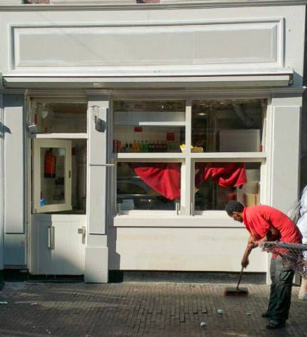 Funderingsherstel en gevelrenovatie te Amsterdam
