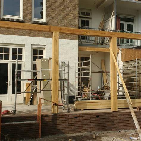 Renovatie woning Pretoriusstraat te Amsterdam