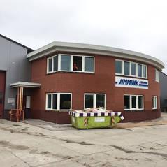 Jimmink te Barsingerhorn Uitbreiding kantoor