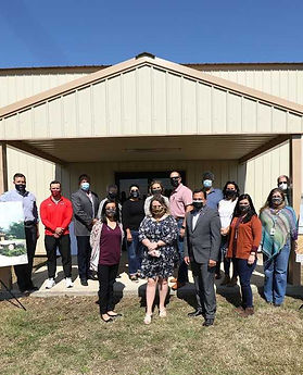 Cherokee Nation building annoucnement 10