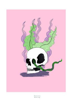 Seaweed Skully