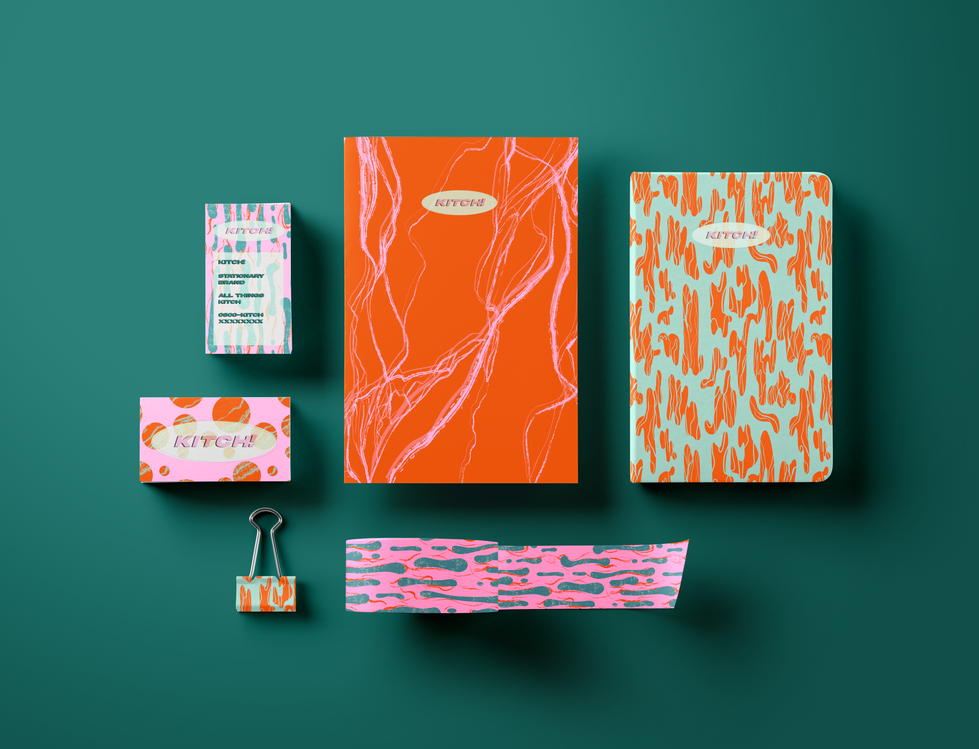 Kitch! Stationary project