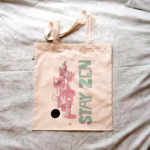 Stay Zen Tote bag