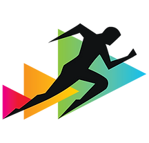 ReadySetGO logo (with runner) - Regular