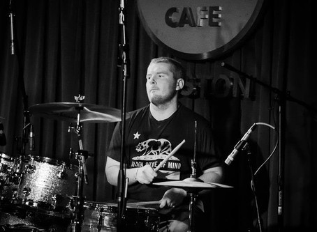 E75: Drums, Real Estate, & Business Oh My! W/ Jamie Ryan