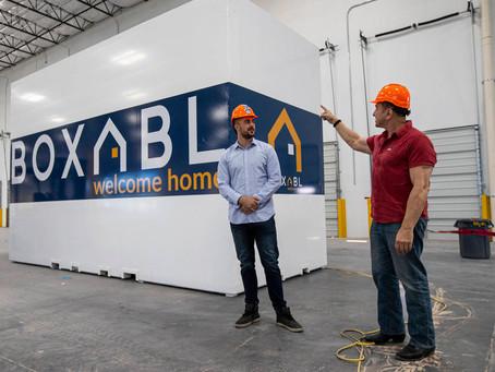 E122: Overhead Cost Of Living & Alternative Housing Solutions W/ Boxabl Co-Founder Galiano Tiramani