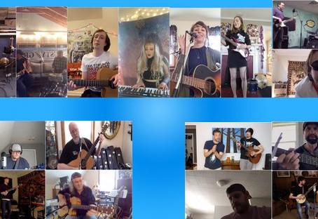E59: Online Music Festivals Keeping The Scene W/ Granite State Online Music Festival's Curtis Arnett