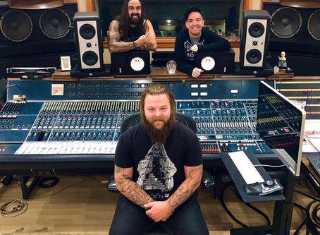 E72: Tracking Lamb Of God, Lighting In A Bottle Moments, & Chipotle Ordering W/ Kevin Billingslea