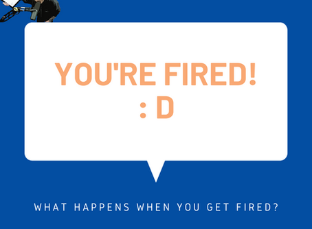 E57: You're Fired! What To Do When Or If It Happens W/ Dave & Ryan
