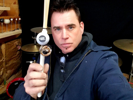 E108: Creating New Sounds & Dumpster Drums W/ Creative Percussion Founder Kevin Feeney