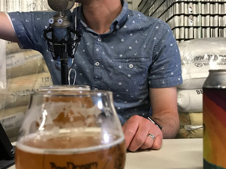 Episode 5: 2 Years Ago Jon Young Was A Home Brewer, Now He Owns A 15 Barrel Brewery