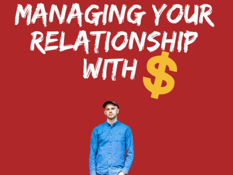 E123: Managing Your Relationship With $ Money $: What is it really? W/ Dave Swillum