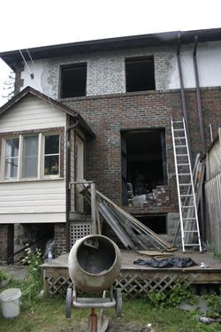 residential damage restoration