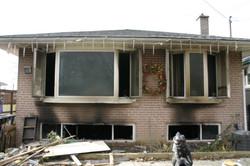 residential insurance claim Edmonton