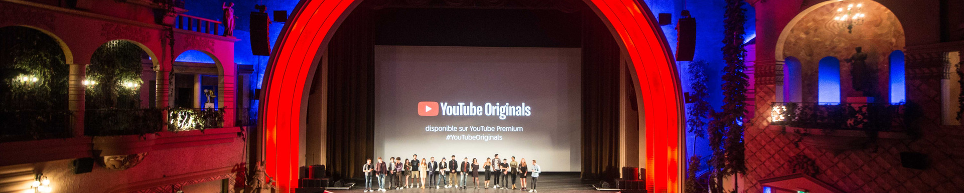 YouTube Originals by Auditoire 2018 - St