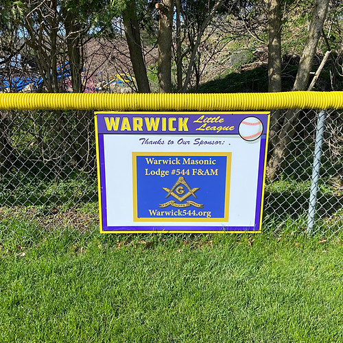 Warwick Baseball Little League