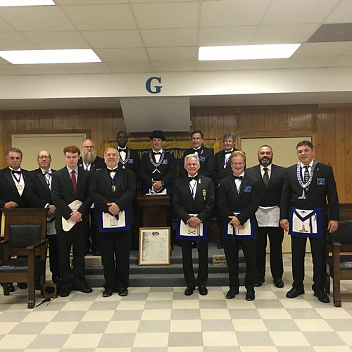 2019 Installation of officers