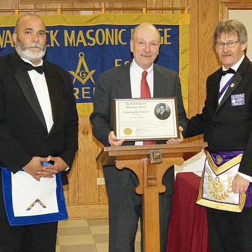 DeWitt Clinton Award