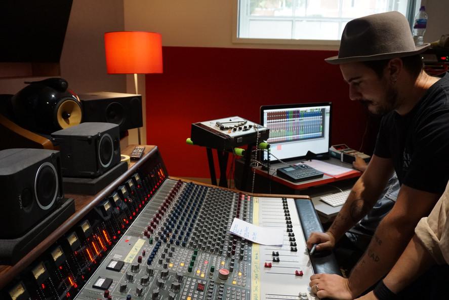 Abbey Road Institute Studio
