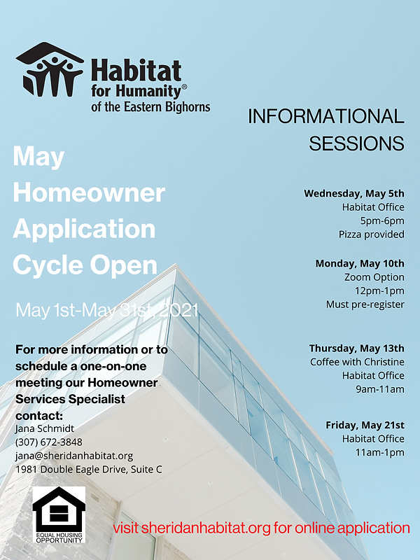 May Homeowner Application Cycle Open (1)