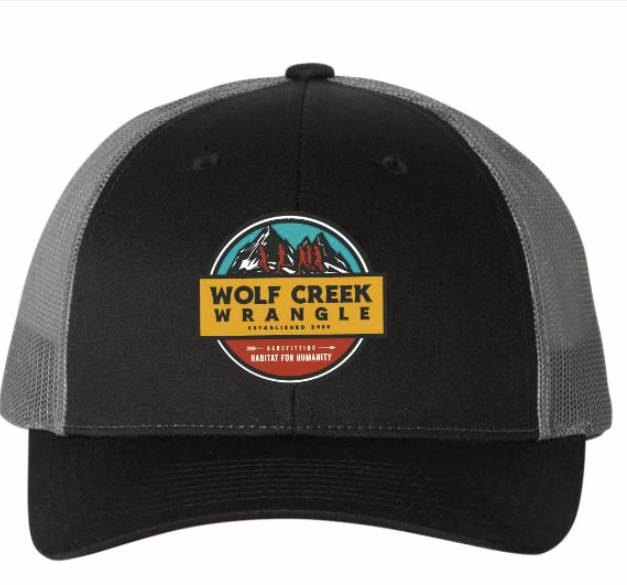 Black Wolf Creek Wrangle Hat