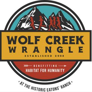 Wolf Creek Wrangle Sticker