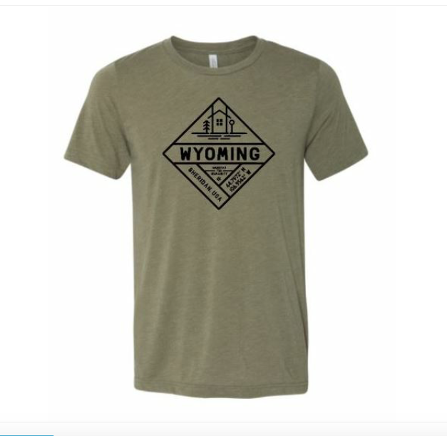 Olive Green - Lifestyle Tee