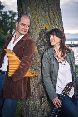 Michel Tirabosco et Sophie Tirabosco