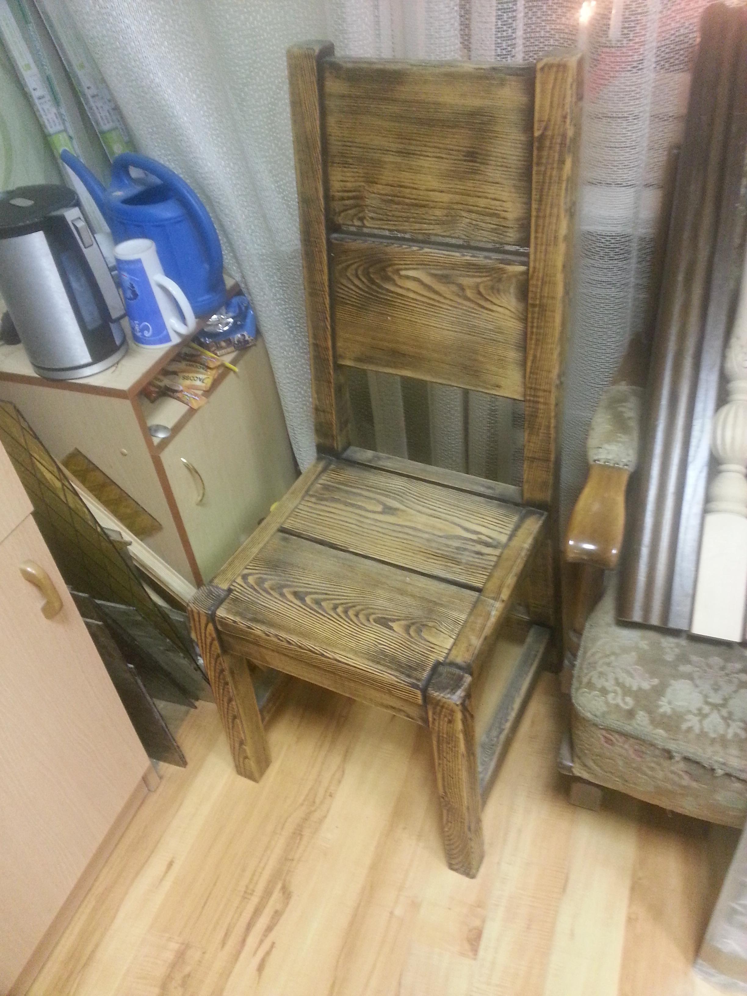Oša vecināts krēsls