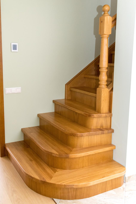 Ozola kāpnes nišā