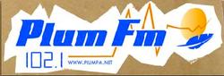 Plum Fm (102.1 Mhz)