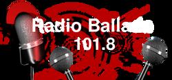 Radio Ballade (101.8 & 106 Mhz)