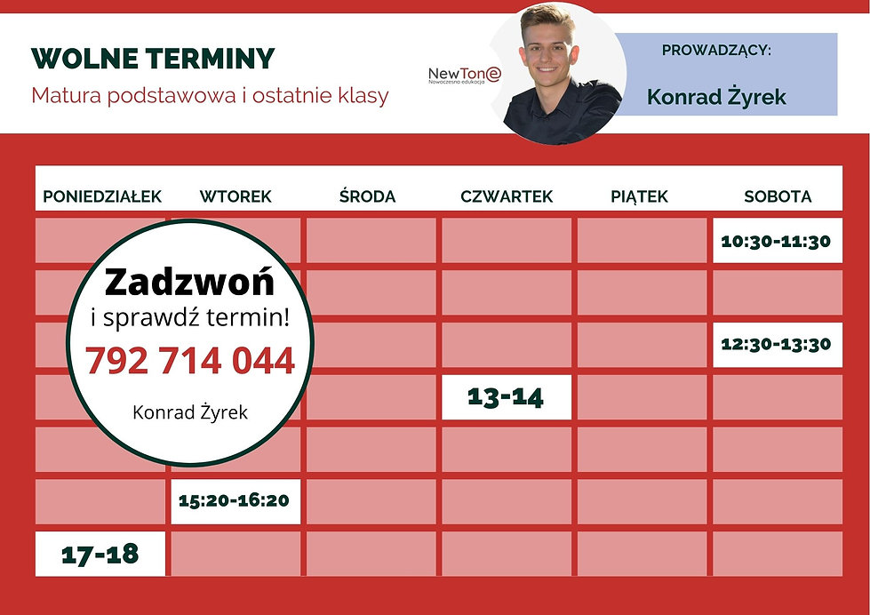 Wolne terminy - Konrad Żyrek.jpg