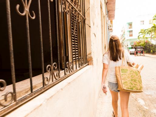 Hitting the Pavement in Habana, Cuba