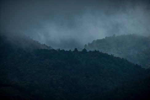 Arashiyama Mountains