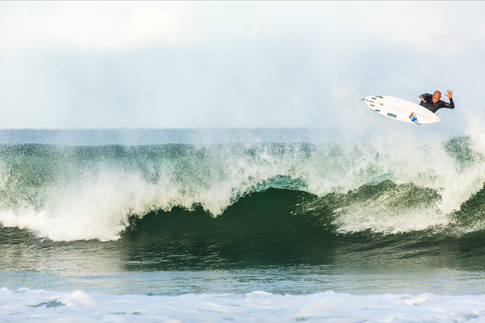 Kelly Slater Surfing in South Africa