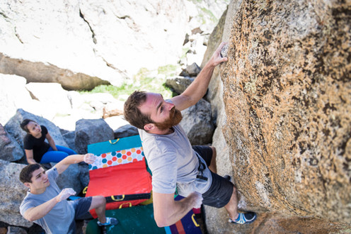 Bouldering Images by AS Inspired Media
