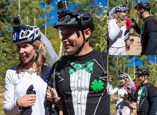 Santa Fe Mountain Wedding